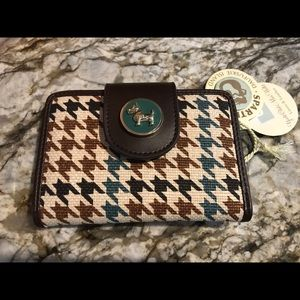 Spartina 449 Eliza Yacht Club Houndstooth Wallet